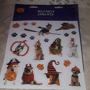 Halloween animal magnets / bundle ONLY